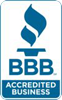 Precision Image Better Business Bureau Medallion