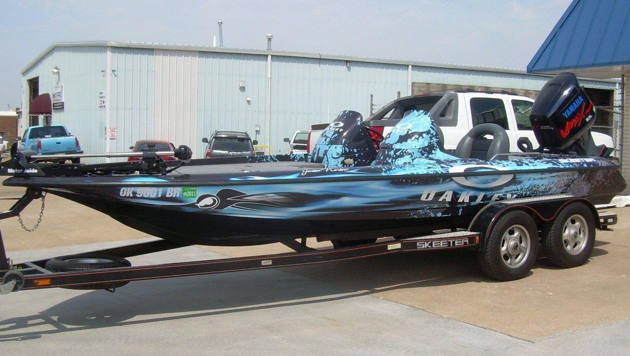 Alfa Img Showing gt Custom Bass Boat Graphics