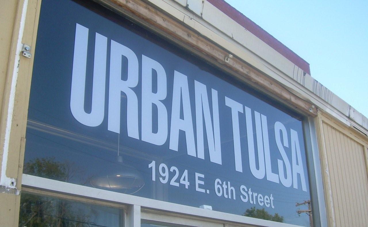 Tulsa Window Graphics Precision Sign Amp Design