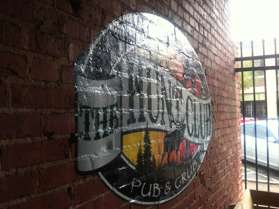 Downtown Tulsa Wall Wrap Precision Sign Amp Design