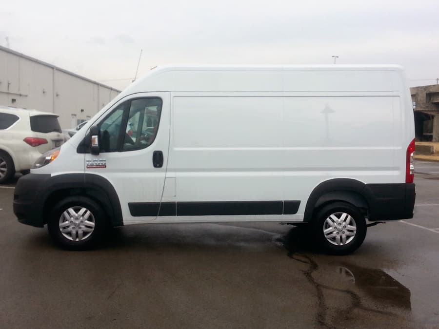 Dodge Promaster Full Wrap Precision Sign Amp Design
