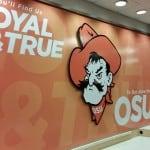 OSU Wall Mural