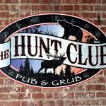 huntClubTexturedSurfaceLogo