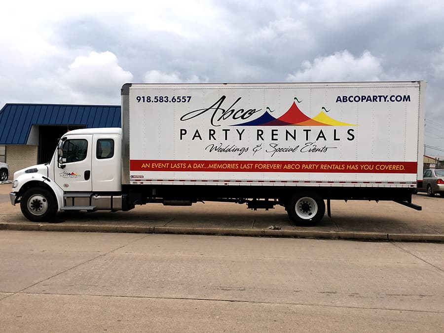Rental Trucks For Moving >> Vehicle Wraps | Precision Sign & Design | Page 3