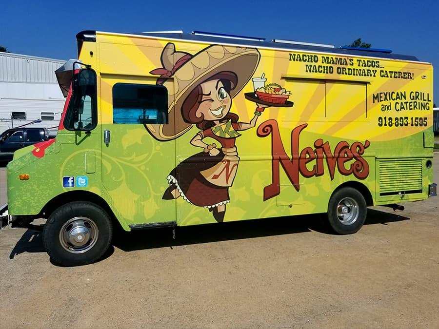 Tulsa Food Truck Events